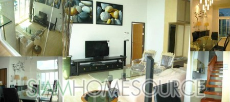 Well Located 3BR Thonglor Duplex Penthouse