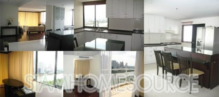Spacious 2 Bedroom Nana – Asoke Condo with Great Lake View