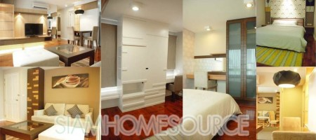 2 Bedroom Corner Unit Thonglor Condo with Tenant