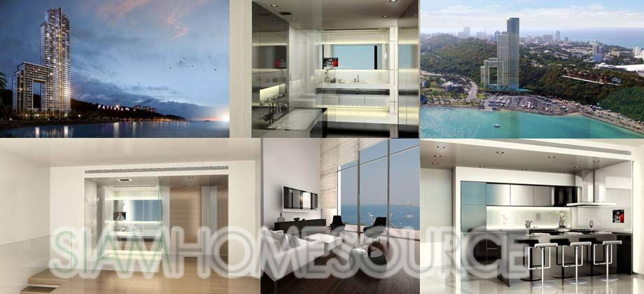 Waterfront Suites Pattaya – Condos with Unparalleled Elegance, Glamour