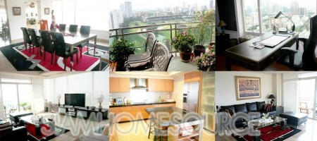 Maximum Luxury – Ultra Classy 3BR Ratchadamri Penthouse with Impeccable Views