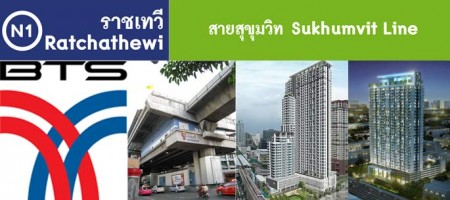 Ratchathewi BTS Station – Real Estate, Living & Condos Guide