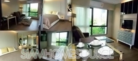 Very Nice & Cozy 1BR Condo at Tidy Thonglor Condominium