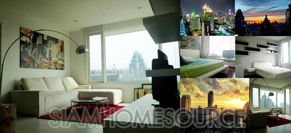 Very Peaceful & Quiet 1BR Condo Next to Lumpini Park