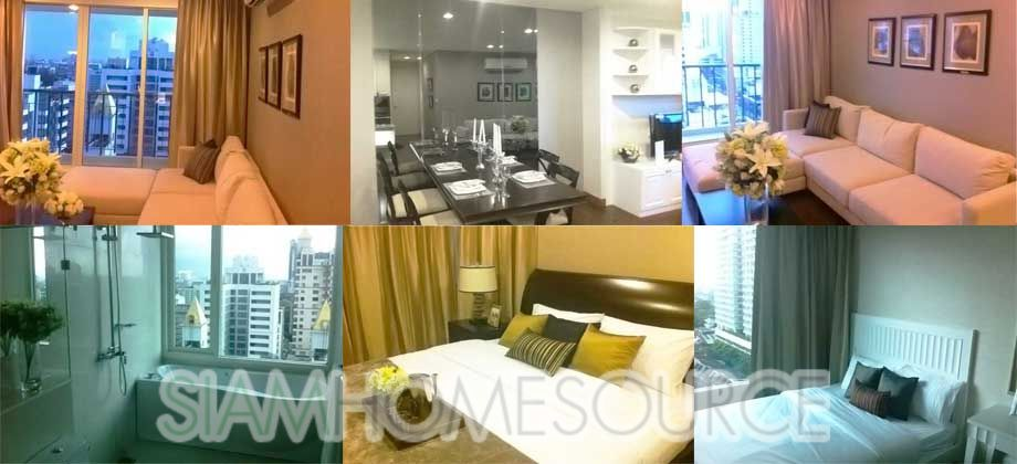 Absolutely Beautiful hard-to-find 2BR Corner Unit at Ivy Thonglor