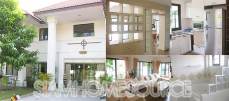Spacious 5BR Detached House in Upper Sukhumvit