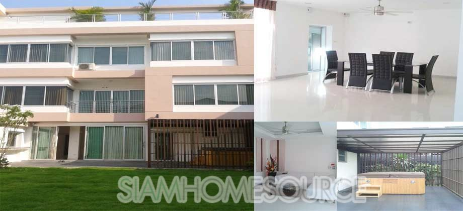 Spacious 4BR Thonglor Detached House with Private Hot Tub (Jacuzzi)
