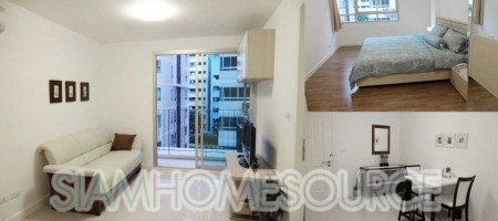 Cozy 1BR Unit in The Clover Thonglor – Highly Desirable Location