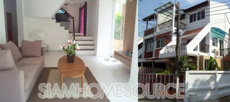 Spacious & Quiet 4BR Ari Townhouse for Sale Close to United Nations