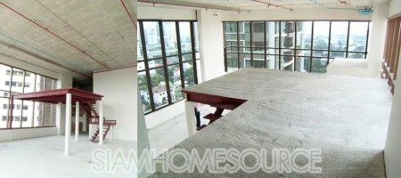 Renovation Project: Phrom Phong Duplex Bare Shell Corner Unit