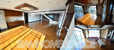 EXTRAVAGANT 1-OF-A-KIND 5BR 3-floor Thonglor Penthouse – 300sqm Private Roof