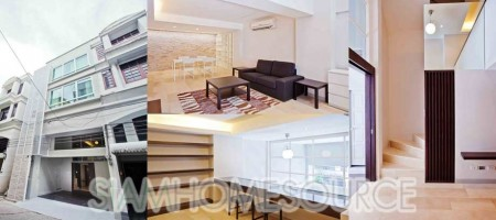 Stunning Brand New Phrom Phong Townhouse / Home Office