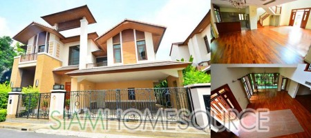 Executive Family 4BR Detached House in Exclusive Mooban