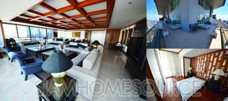 Executive Sathorn Duplex Penthouse – 5 Star Residence