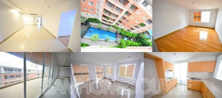 Extremely Spacious, 4BR Unfurnished Lowrise Penthouse in Phrom Phong for Sale