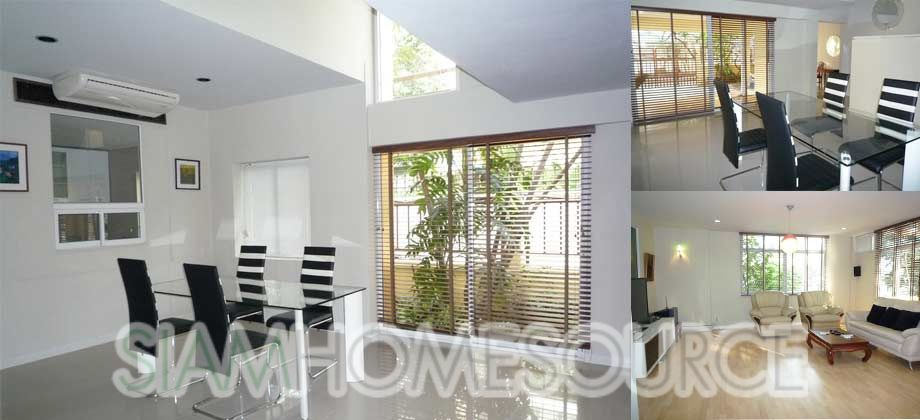 Bargain Priced Newly Renovated 4BR Phrom Phong Townhouse