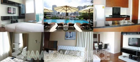 Very Modern 2BR Asoke Condo – Nice Building – Great Location