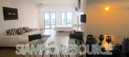 Spacious, Ocean View Metro Jomtien Studio for Rent & Sale – Pattaya