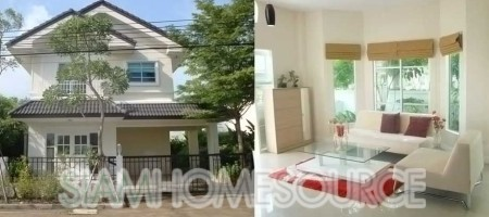 Beautiful! Affordable 3BR Detached House for property in Ramintra