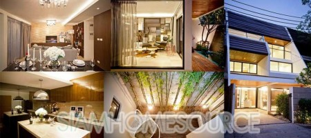 Ultra Luxurious 4BR 3-Story Phrom Phong Townhome