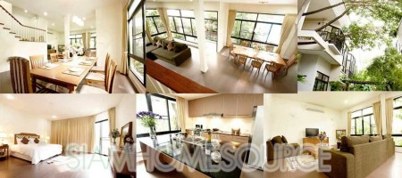 Beautiful 4BR Thonglor Detached House