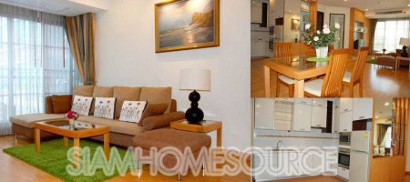 Fabulously Convenient 3BR Condominium in Asoke for property