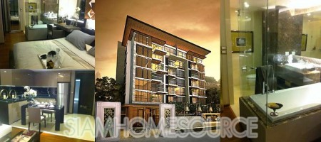 Brand New* Luxury 1BR Condo @ The Address Sukhumvit 61 – Ekkamai