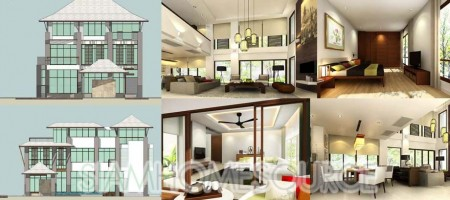 Brand New* 4BR Villa in Phrom Phong – Secured Community