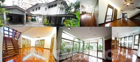 Leafy 4BR Detached House in Lower Sukhumvit