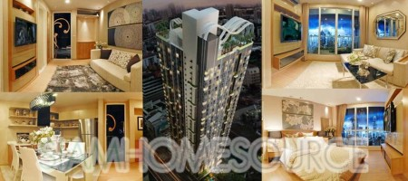 Brand New* 2BR Corner Unit at Rhythm Sukhumvit Condominium – On Nut BTS