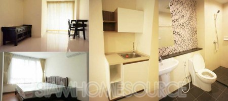Cozy & Affordable 1BR Condo at Wish @ Siam