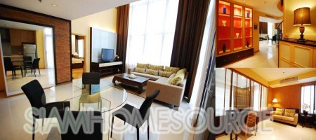 High Luxury 2BR Phrom Phong Duplex Condo