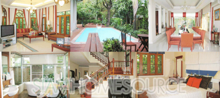 Large 5BR House in Bang Na – Spacious Family Home