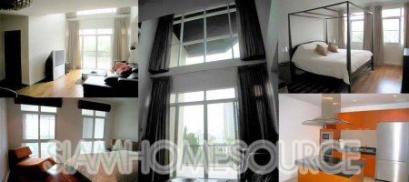 Family Friendly 3BR Phrom Phong Duplex Condo