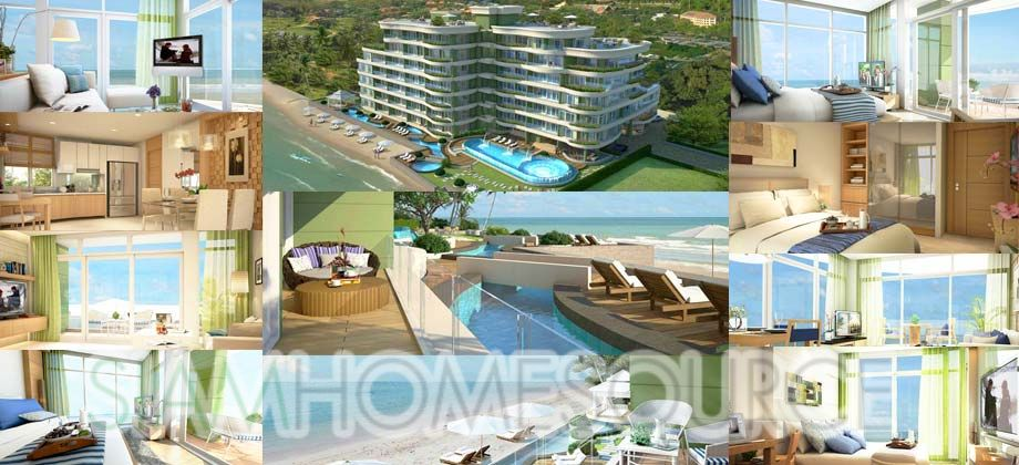 Paradise Ocean View – Beachfront Condo – Pattaya