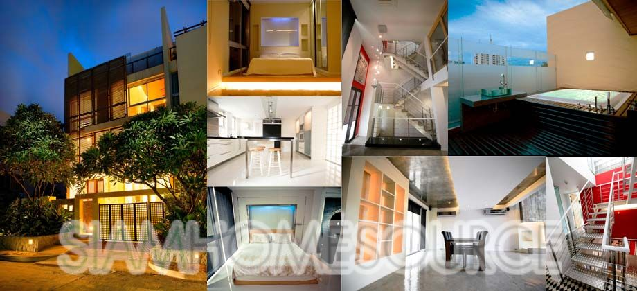 Marvelous Ultra Modern 3BR Sathorn Townhouse – MUST SEE!