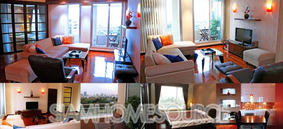 Well Located, Outstanding 2+1 BR Ekkamai Condo with Gorgeous Design