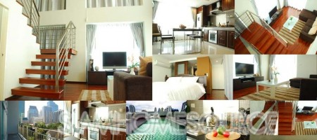 Exclusive 1BR Boutique Executive Loft in the Heart of Silom