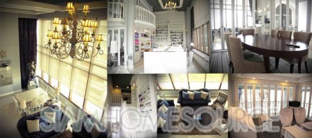 Ultra Impressive Phrom Phong Duplex Executive Office