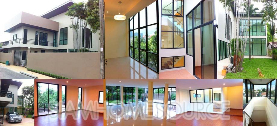 Spectacular, MUST SEE – 4BR Modern House in Bang Na