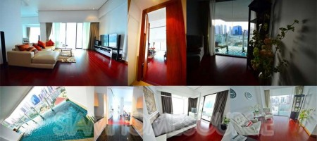 Beautiful, Spacious & High Class 2BR Phrom Phong Condo w/ Private Pool