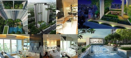 Brand New* Luxury Condo – Parkland Grand – Asoke Petchaburi