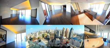 Phenomenal, High Floor 3BR Ratchadamri Road Condo