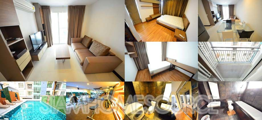 Brand New, Modern, Affordable 2BR Asoke Luxury Condo