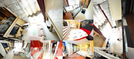 Affordable 'Beverly Hills Style' Nana – Asoke Duplex Penthouse