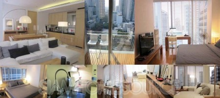 Elegant, Top-of-the-Line 2BR Corner Unit @ Sala Daeng Residences