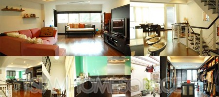 MUST-SEE Ultra Modern Townhouse in the Heart of Phra Khanong / Ekkamai