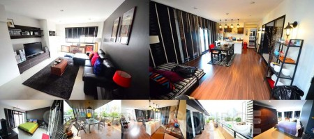 Immaculate 2BR Phrom Phong Boutique Apartment – Private Rooftop