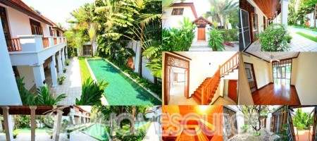 Rare, Exclusive 5BR Asoke Executive Villa w/ Private Pool
