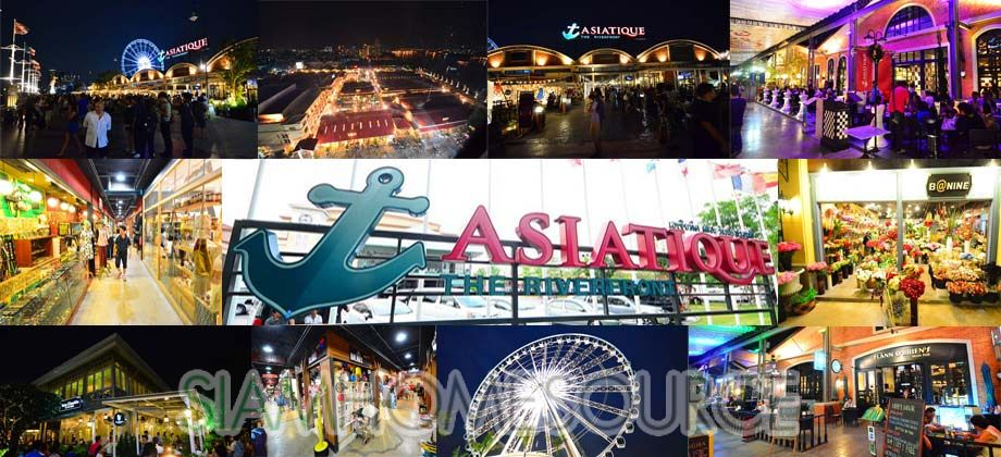 Places to Visit in Bangkok: Asiatique